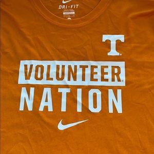 Tennessee Vols Nike Dri-fit shirt